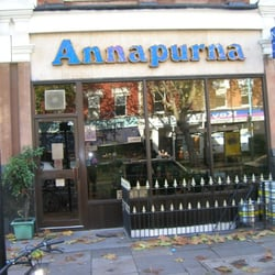 Annapurna, London