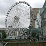 Manchester Big Wheel, Manchester, UK