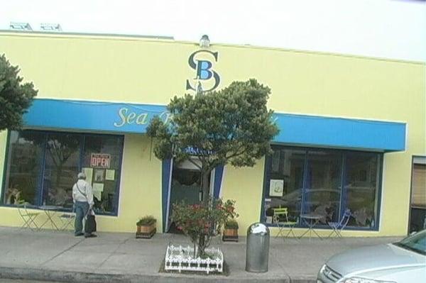 Sea Breeze Cafe San Francisco Ca