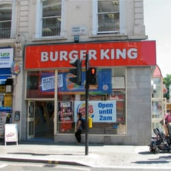Burger King - Burgers - Paddington - London - Reviews - Photos - Yelp