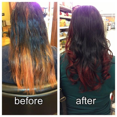 ombre hair color 2013 yelp