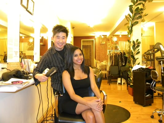 Erica Kato From Kron 4 News After Japanese Straightening