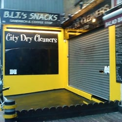 City Dry Cleaners, London