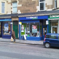 Visionary Eyecare, Edinburgh