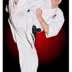 Rod Butler - Shotokan Karate England - Chingford