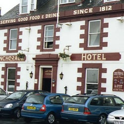 Anchorage Hotel, Troon, South Ayrshire, UK