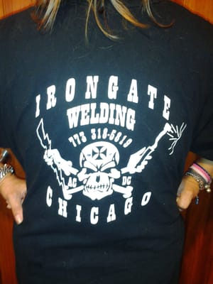 20 00 Irongate Welding Riding T Shirts M L Xl L Xl Yelp