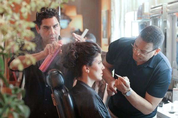 Joseph cozza salon 482 photos hair salons financial for 77 maiden lane salon