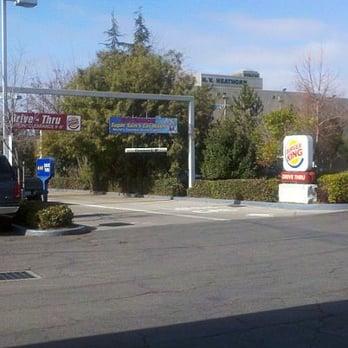 Car Wash Next To Burger King