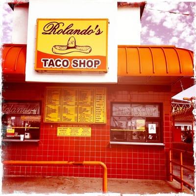 Roberto's Taco Shop Sports Arena