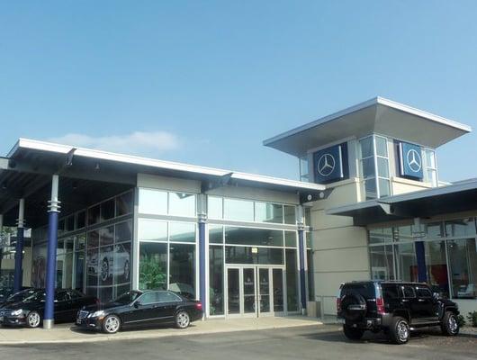 Mercedes Benz Of Massapequa Car Dealers Amityville Ny