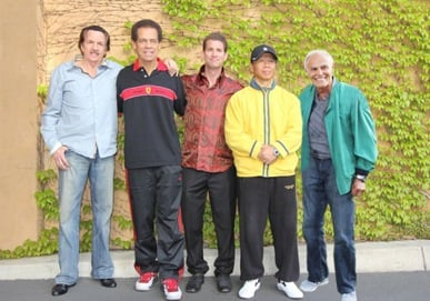 "Bruce Lee's ""Enter the Dragon"" cast - Legends Bob Wall ..."