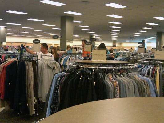 Nordstrom Rack - Mens Section