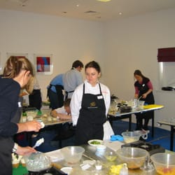 The Cooking Academy, London, Hertfordshire