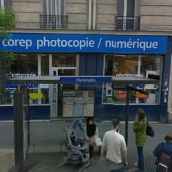 Corep Photocopie, Paris