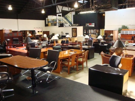 Alan Desk Business Interiors Culver City Culver City Ca Yelp