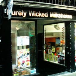 Purely Wicked Milkshakes, Chester, Cheshire East