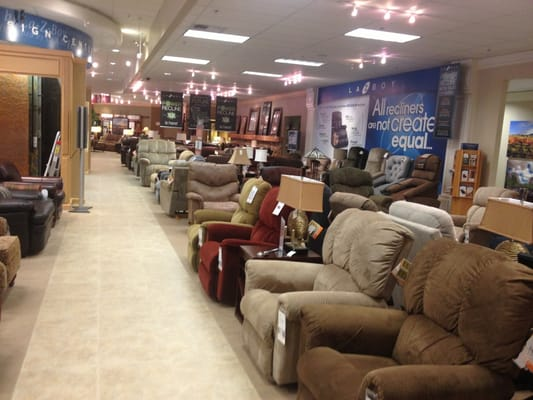 La Z Boy Furniture Galleries Elk Grove CA