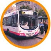 And here is what a Bristol bus looks like, in case you don't actually see on your visit... Taken from their website