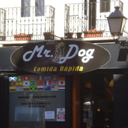 Mr. Dog, Madrid, Spain