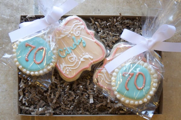 70th birthday party favors images frompo