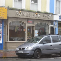Rumblebelly Restaurant, Eastbourne, East Sussex