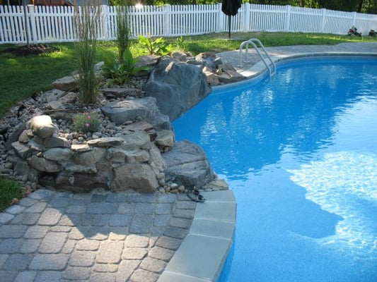 Foxx pools by charles burger pool hot tub service for Inground pool dealers near me