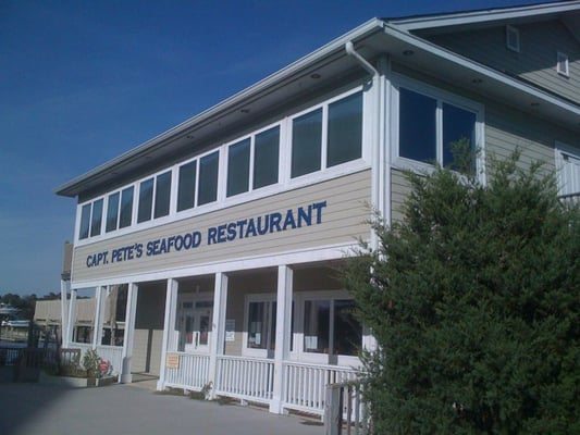 Captain Pete S Seafood Restaurant Seafood Holden Beach