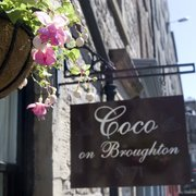 Coco on Broughton, Edinburgh