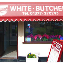 James White Butchers, Driffield, East Riding of Yorkshire