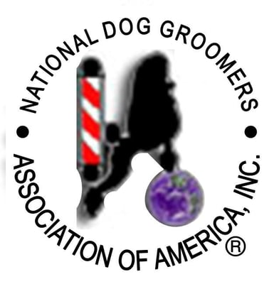 National dog grooming ass