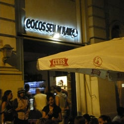 Colosseum Bar, Rome, Roma, Italy