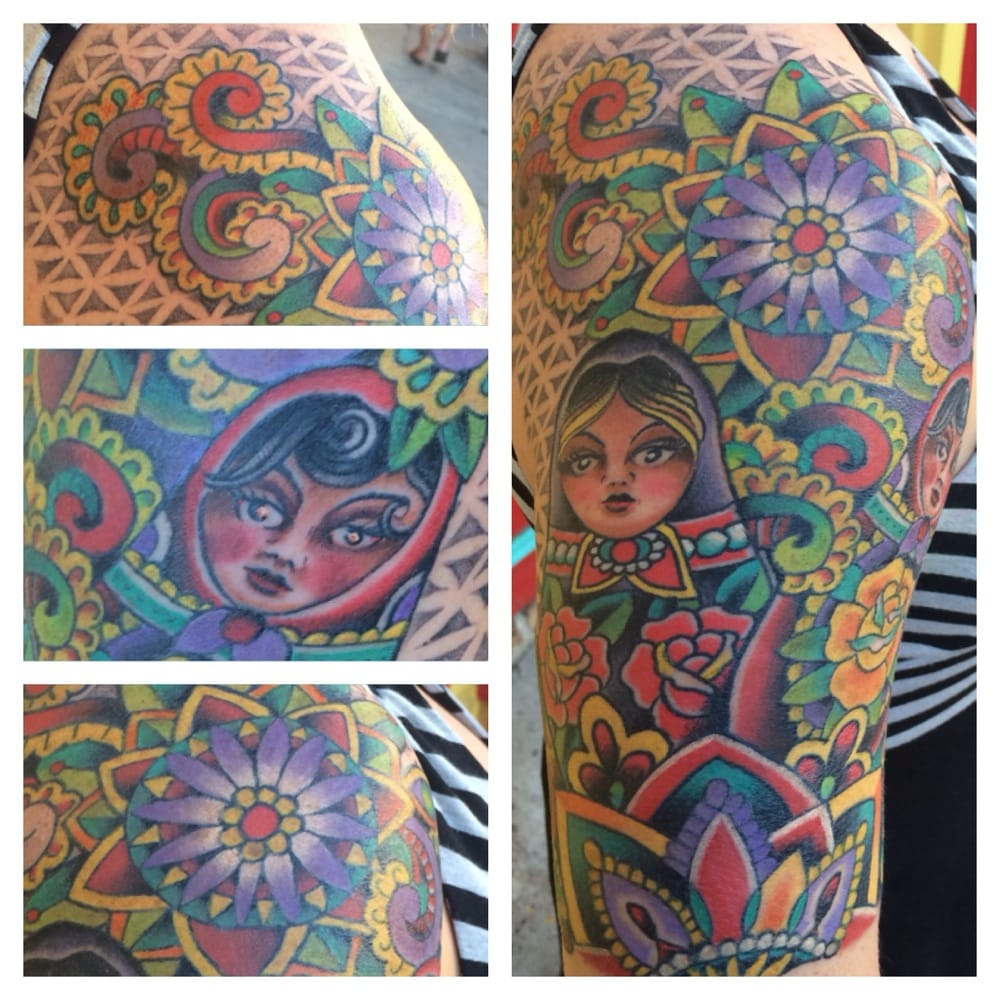 Candyland Tattoo On Tattoo Nightmares