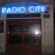 Radio City, Valencia, Spain