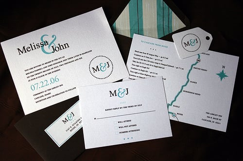 Wedding Invitation Packages Boise