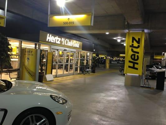Hertz Rental Car Atlanta Reviews