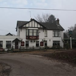 Red Shoot Inn, Ringwood, Hampshire, UK