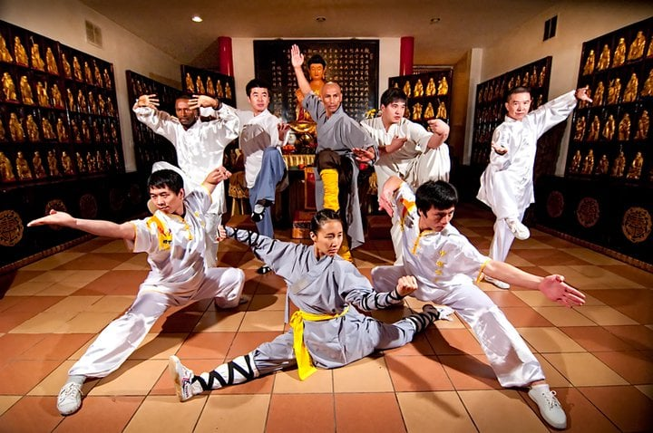 Shifus of Shaolin Temple Overseas Headquarters | Yelp
