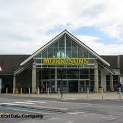 William Morrison Supermarkets, Chippenham, Wiltshire, UK
