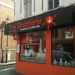 The Grubberie, London, UK