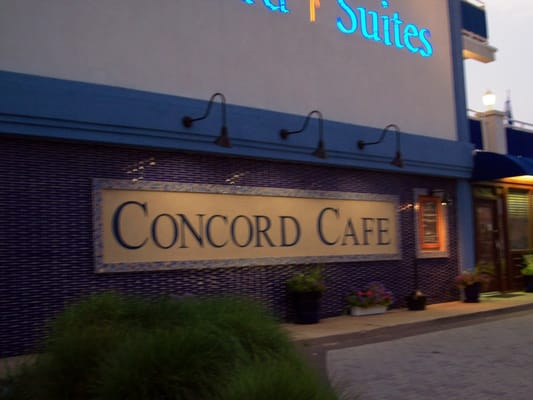 Concord Cafe In Avalon Nj