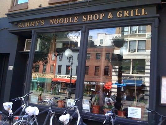 sammys noodle shop grill york