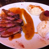 2.c Delicious duck with a purée