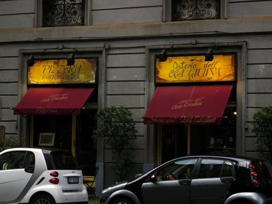 Osteria dell oca giuliva porta romana milaan milano - Osteria porta cicca milano ...
