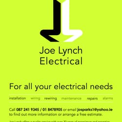 Joe Lynch Electrical, Dublin