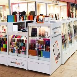 Kiosque mobistyle au centre commercial chateaufarine de besan on - Centre commercial chateaufarine ...