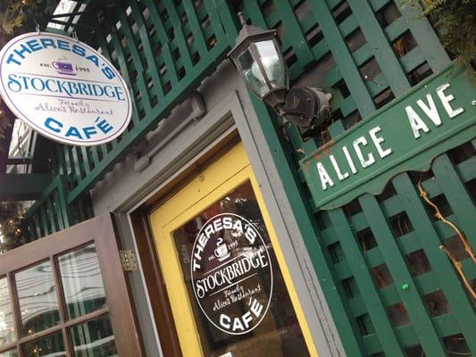 Main Street Cafe Stockbridge Ma