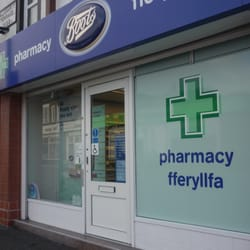 Boots Pharmacy, Llandudno Junction, Conwy, UK