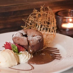 Chocolate Fondant ! Yum