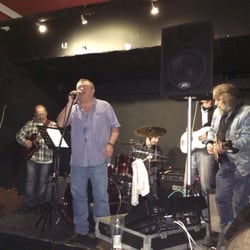 This great blues band plays every Sunday evening 5:30-8.